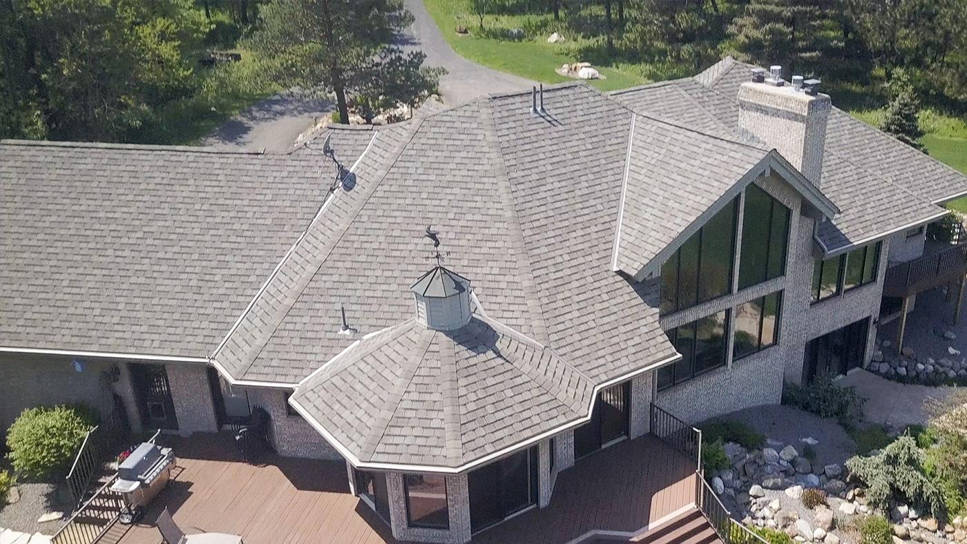 GAF Glenwood Roof