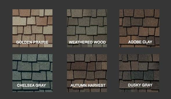 Glenwood Colors