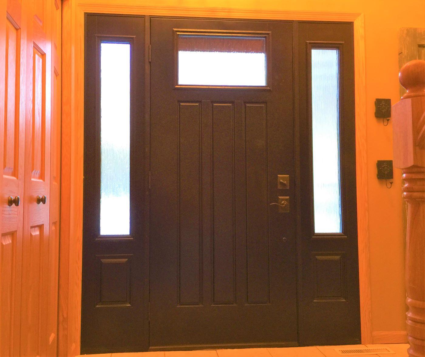 provia fiberglass front door