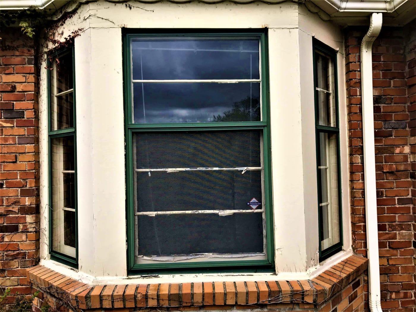 bad house windows