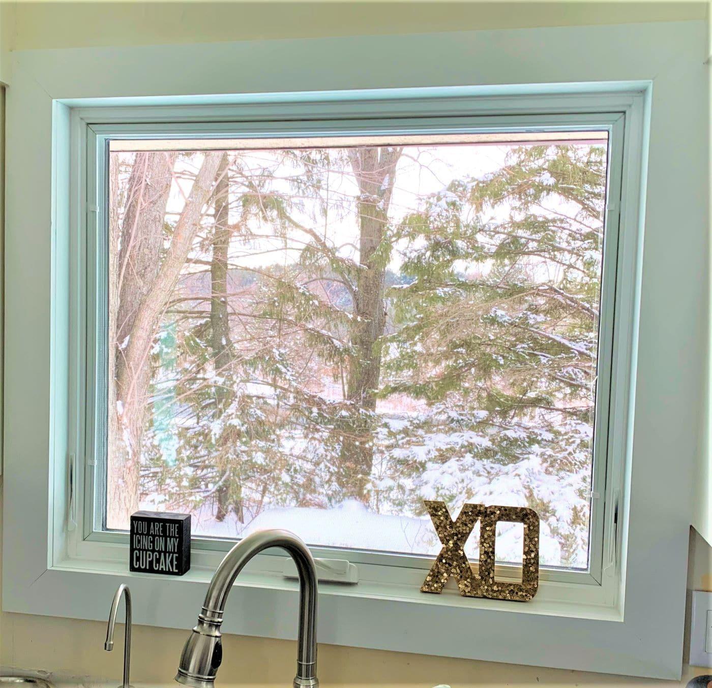 kitchen awning window
