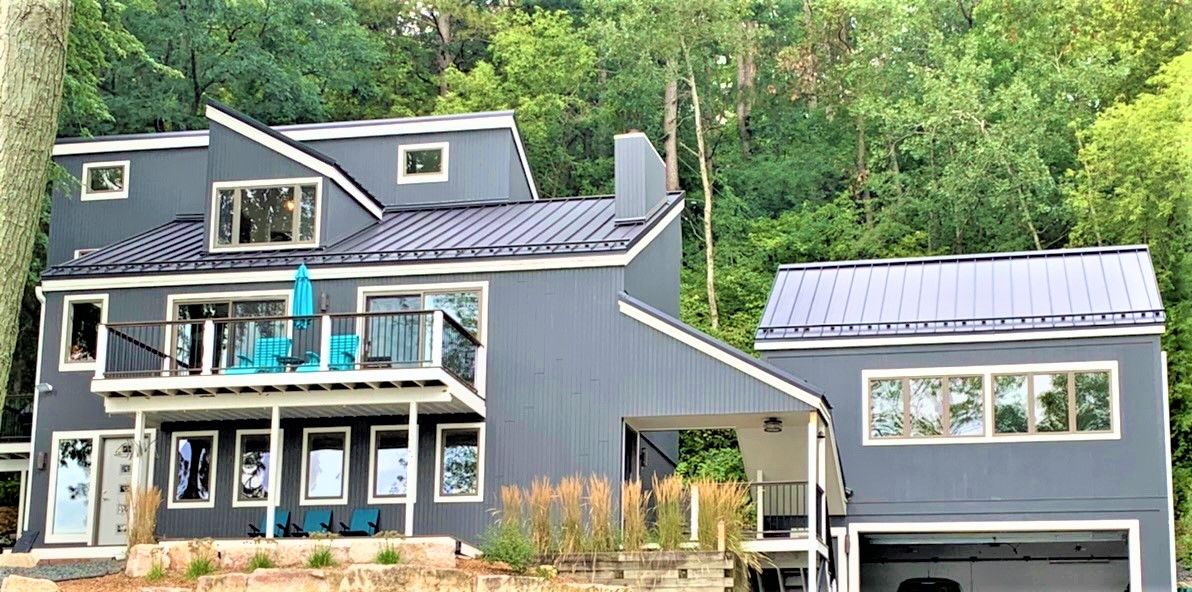 hudson metal roofing