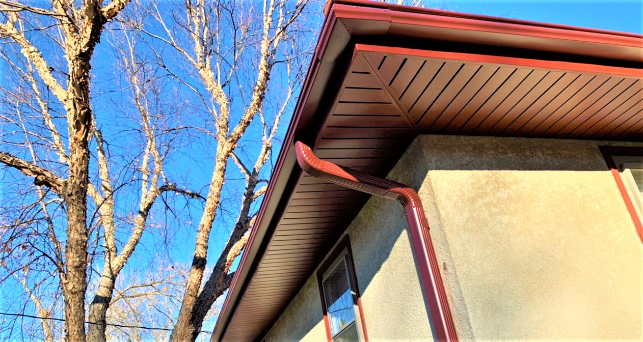 eagan soffit and fascia