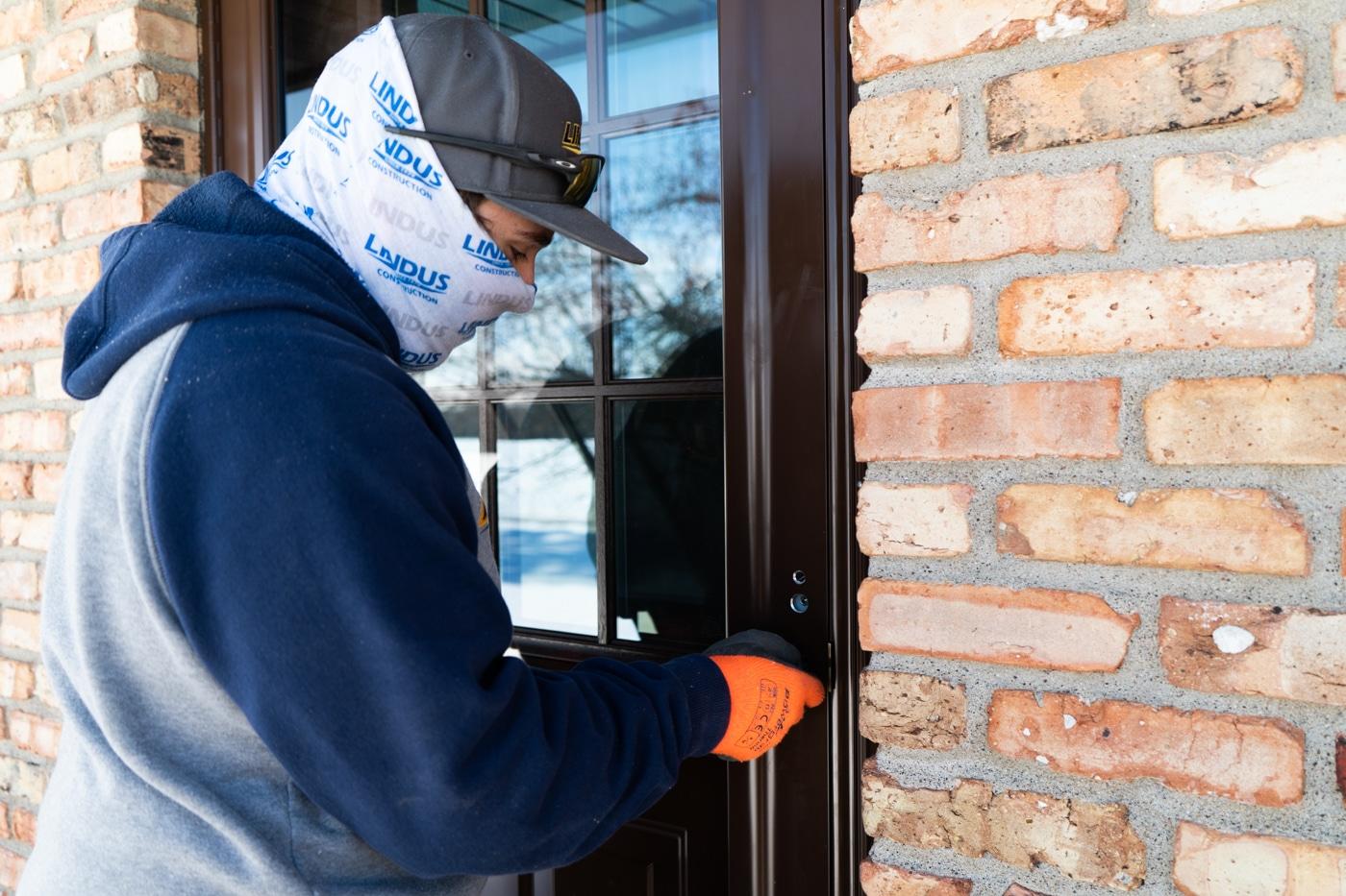 Provia Door Install